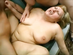 Huge tits and dick in their..