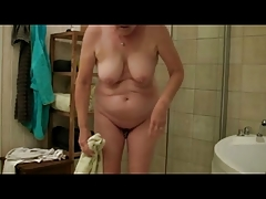 Eroded Granny in the Shower