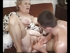 Old Grown up Granny Fucked