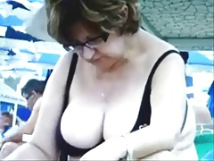 Russian Busty Mature..