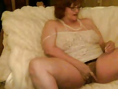 Big Granny forth Webcam