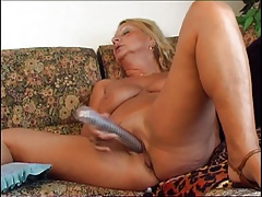 Chubby granny sucking and..