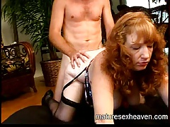 Granny's Mature Sexual..