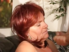 Super horny redhair of age..