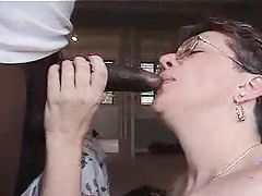 lovely granny gets  fucked..