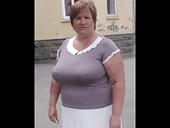 Tatiana, Russian Granny, 60..