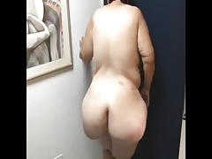 Broad in the beam ASS BBW Gilf