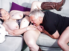 AmateurEuro - German BBW..