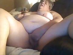 Amazing BBW Matured Solo..